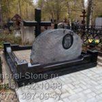 Христианский памятник из камня
